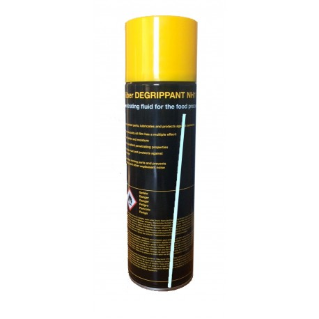 Dégrippant Alimentaire KLUBER NH1 Spray