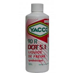 LIQUIDE DE FREIN YACCO DOT 5.1