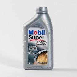 HUILE MOBIL SUPER 3000 FORMULA LD 0W30 VW 506.01 503.00