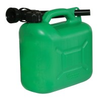 Bidon à carburant Vert/Noir