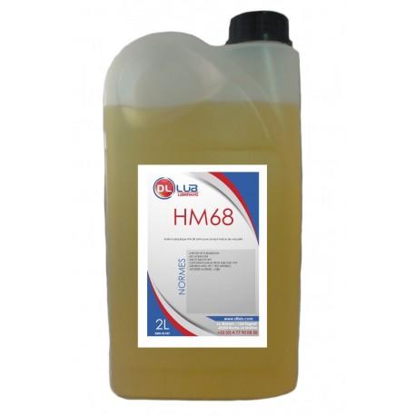 HUILE HYDRAULIQUE HM 68