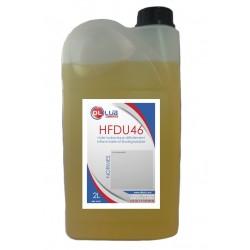 HUILE HYDRAULIQUE difficilement inflammable HFDU 46