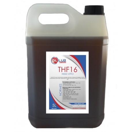 Huile pour transmission hydraulique et frein THF16