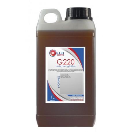 HUILE POUR GLISSIÈRE G 220