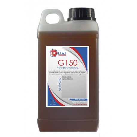 HUILE POUR GLISSIÈRE G 150