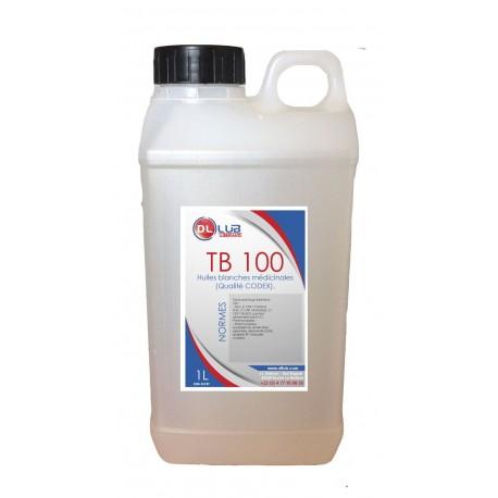 Huile blanche médicinale TB100