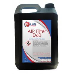 Nettoyant Filtre à air : AIR FILTER D60