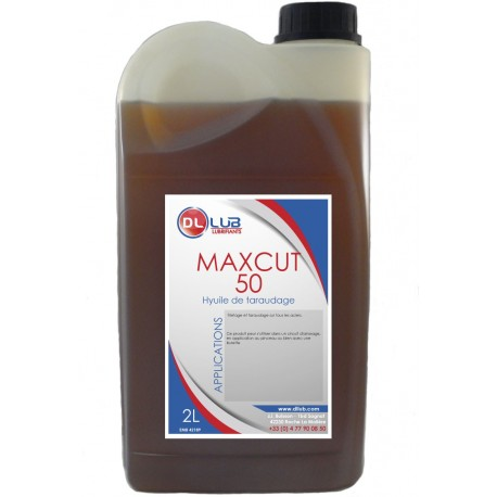 Huile de taraudage MAXCUT 50