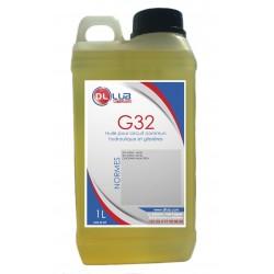 HUILE POUR GLISSIÈRE G 32