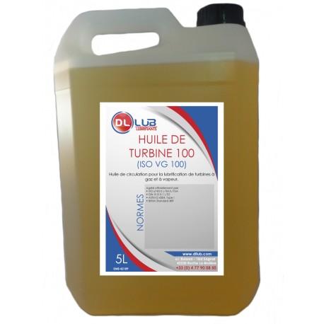 HUILE DE TURBINE 100 (ISO VG 100)
