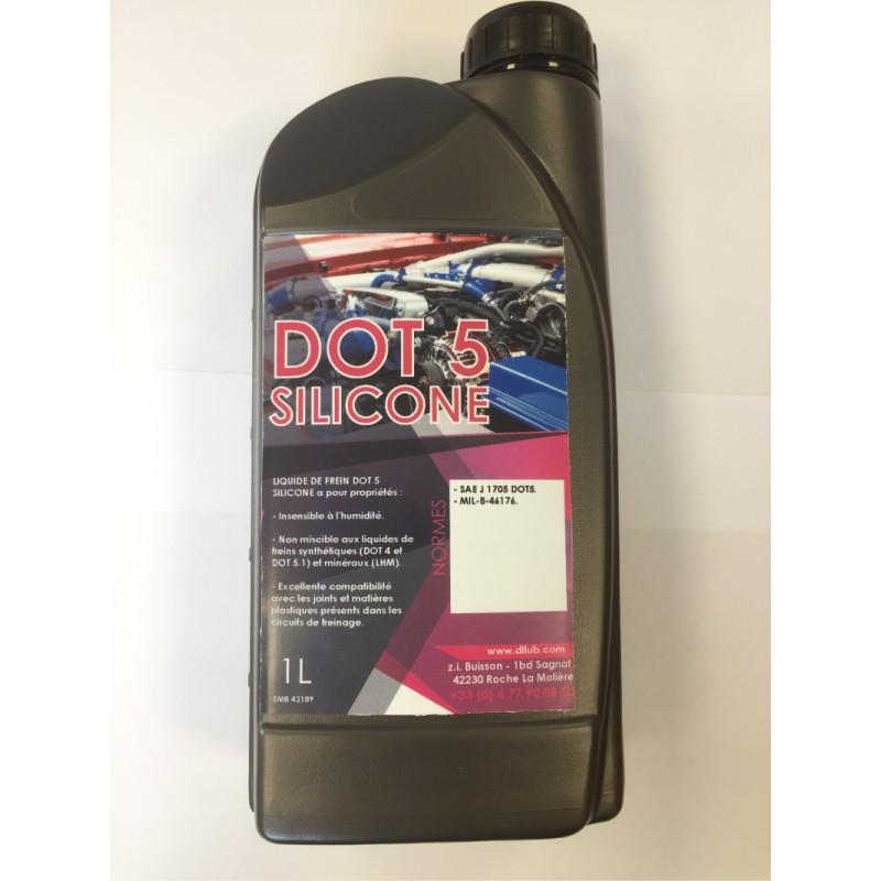 liquide de frein dot 5 silicone collection comp tition. Black Bedroom Furniture Sets. Home Design Ideas
