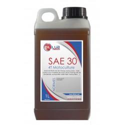 Huile moteur SAE 30 4T Motoculture