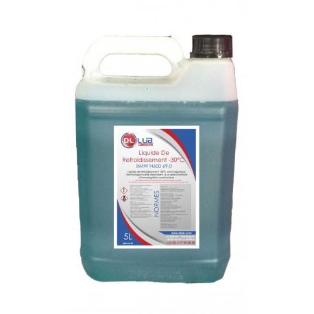 Liquide de refroidissement vert base glysantin -30° G48