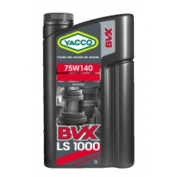 HUILE 75W140 BLS (GLISSEMENT LIMITE) YACCO BVX LS 1000 75W140